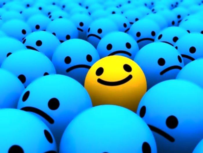 El pensamiento positivo es una filfa. Y probablemente la Psicología Positivatambién
