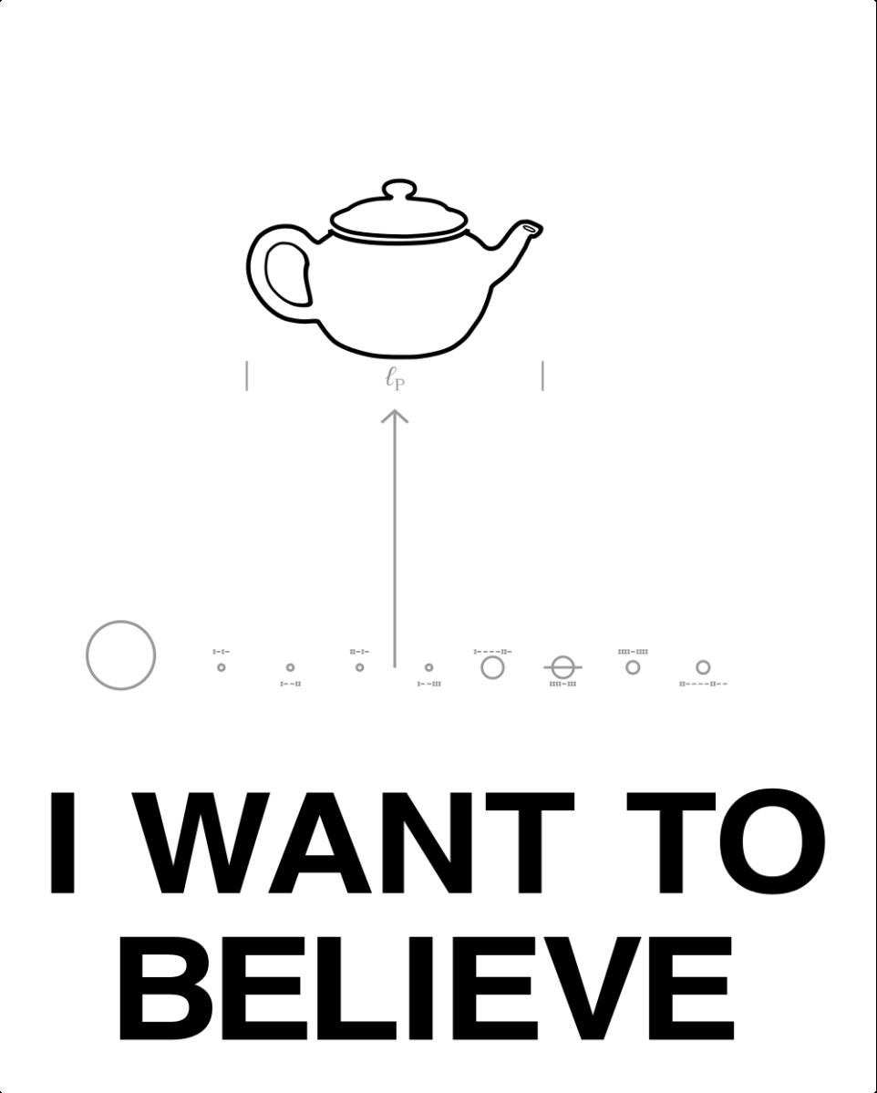 De por qué creemos en lo imposible
