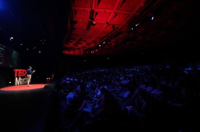 Conferencia: TEDxMadrid 2018. ¿Pueden cambiar laspersonas?