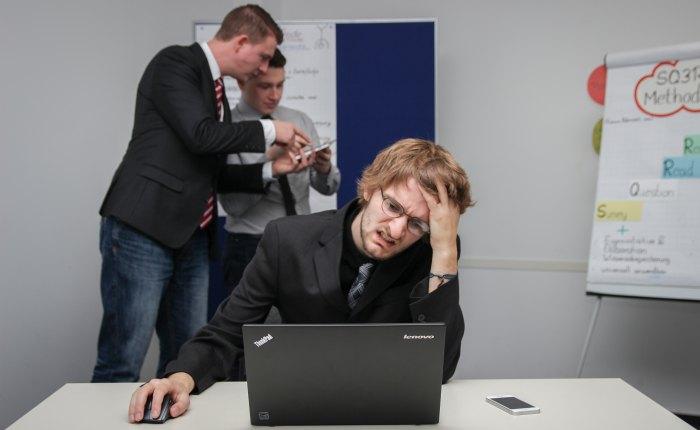 """Del burnout o """"síndrome del trabajadorquemado"""""""